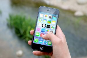 teléfono móvil app