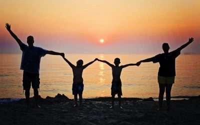 De vacaciones con Covid 19: consejos para veranear en familia