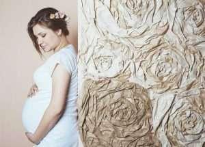 embarazada pensativa embarazo