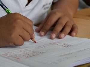 escribir colegio educacion aprendizaje dislexia