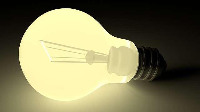 bombilla para hablar del bono social luz