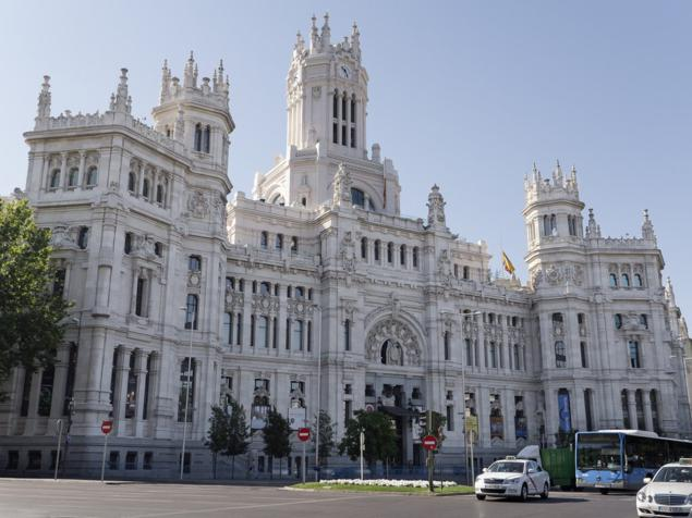 palacio-de-cibeles madrid
