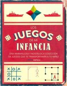 libro juegos de infancia