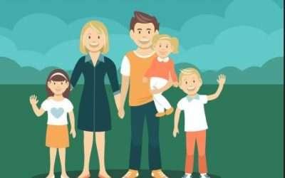 Requisitos para ser familia numerosa y pasos para pedir el título