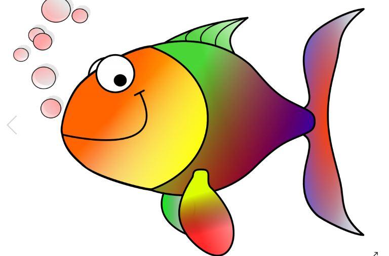 pez comida