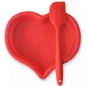 molde cocina corazon