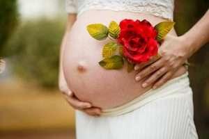 belleza en embarazo