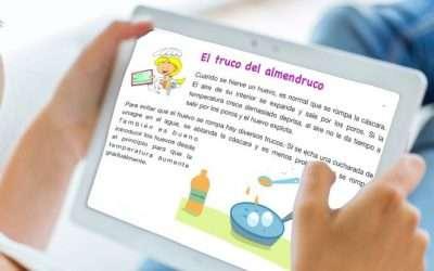¡Cómo mola!, una web con cuentos educativos gratis para niños