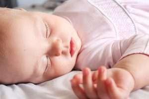 bebe dormido dormir