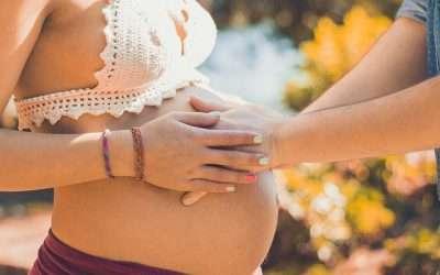 Cuidados de la piel en el embarazo