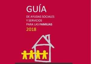 guia de ayudas sociales familias 2018