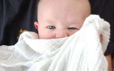 Consejos para elegir la manta del bebe