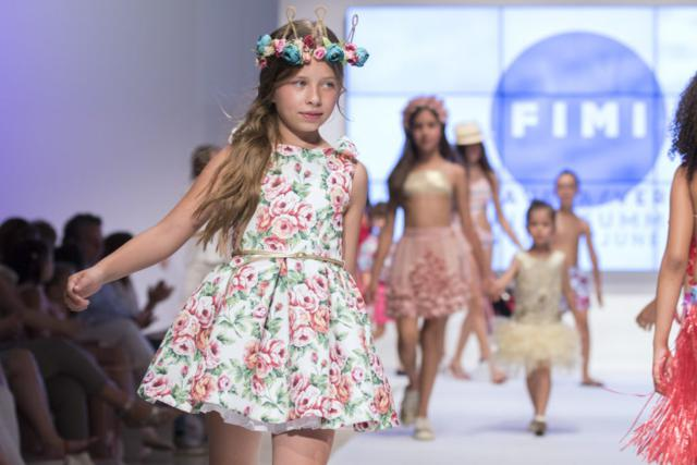 fimi moda infantil de primavera-verano 2019.