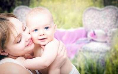 A quién se parecerá el bebé: la herencia genética