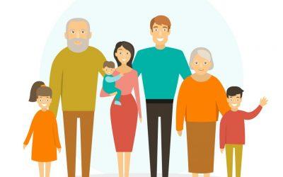 Andalucía regula el título de familia numerosa