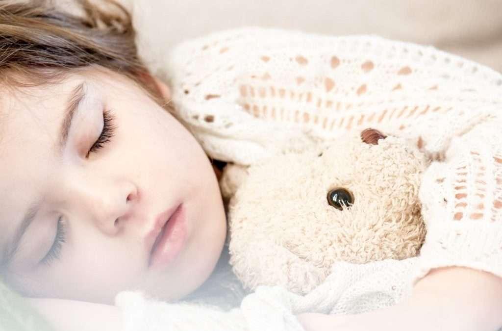 niño dormido dormir