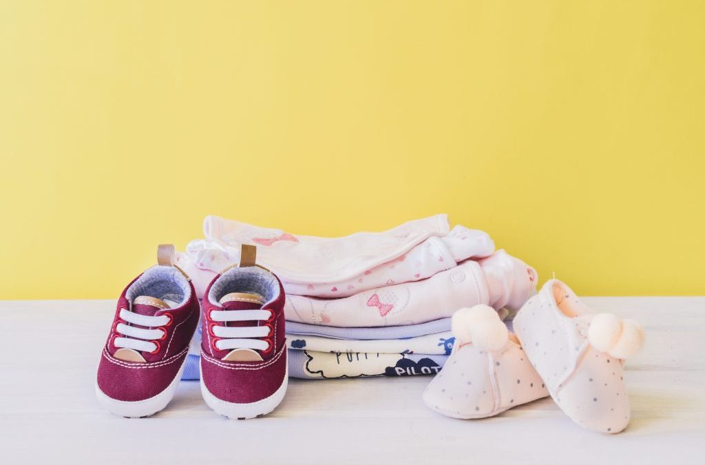 maleta para el parto canastiilla ropa bebé