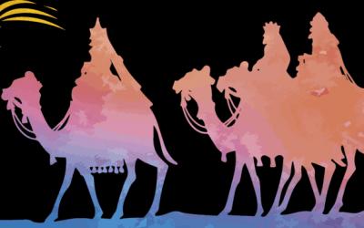 Una app para ver a los Reyes Magos en tamaño natural