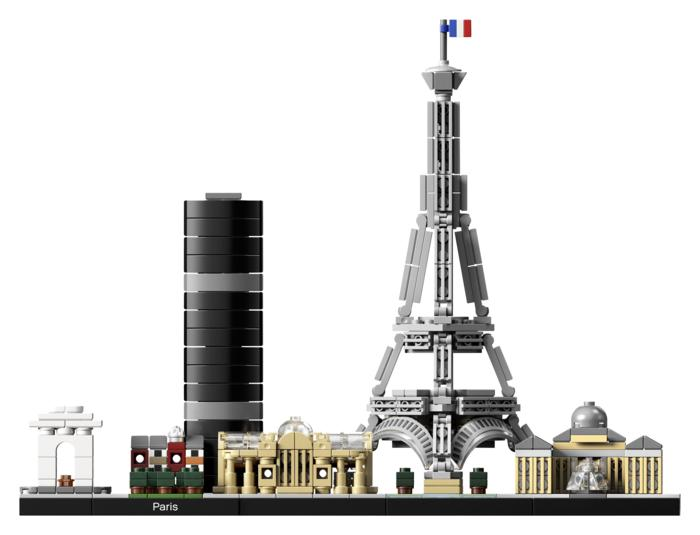 construccion paris lego