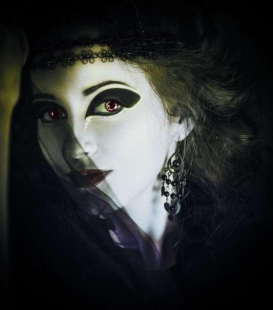 maquillarse en halloween