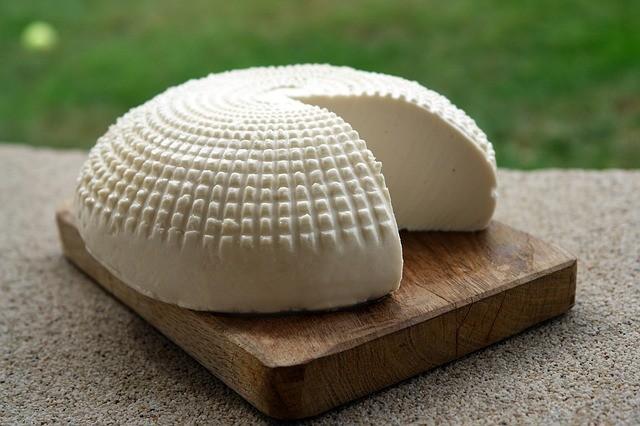 queso fresco comida calcio