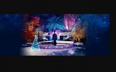 La Navidad vuelve al jardín botánico