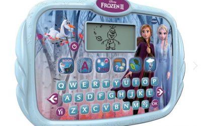 Reyes 2020: sorteo de dos tablets de Frozen 2