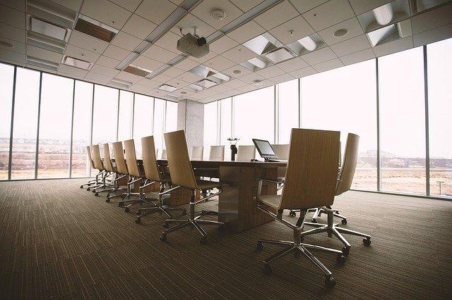 oficina reuniones