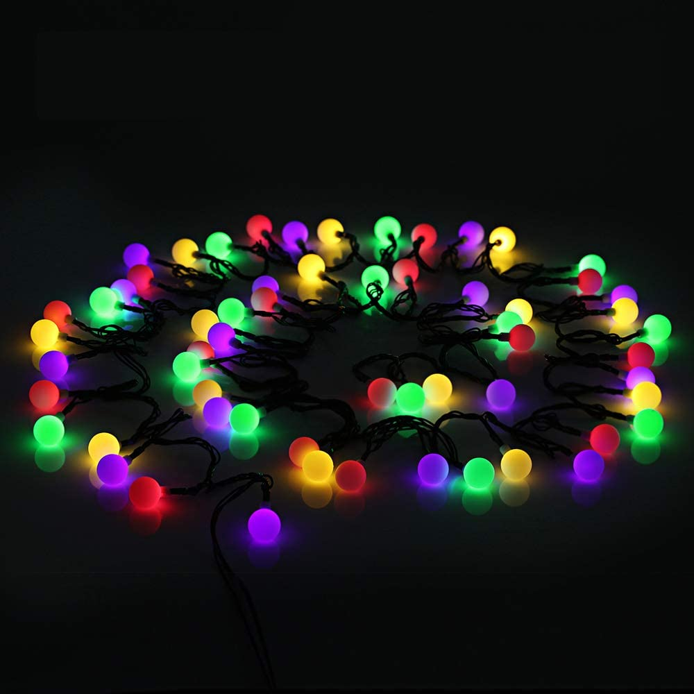 guirnalda luces led