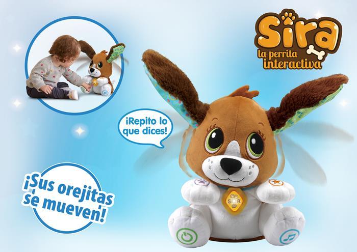 mejores juguetes 2020 PRIMERA_INFANCIA_PERRITA_SIRA_VTECH
