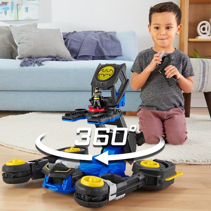mejores juguetes 2020 batmovilmattel