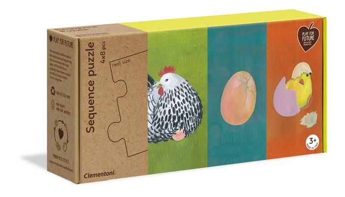 sequence puzzle clementoni