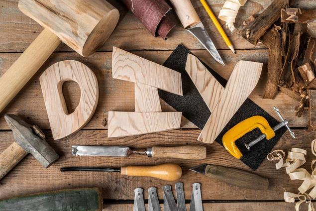 bricolaje reparar muebles DiY