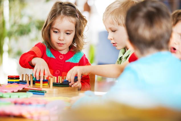 Los beneficios de la educación infantil