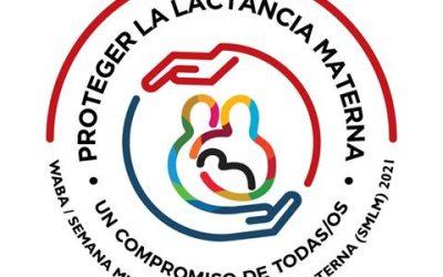 Semana Mundial de la Lactancia Materna 2021 en EE.UU y Latinoamérica