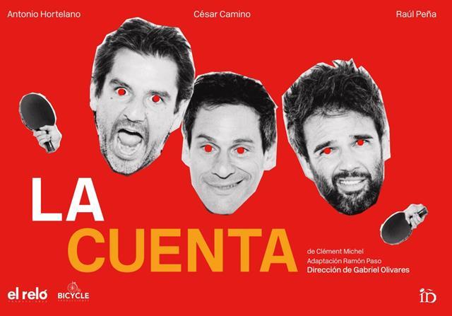 La cuenta: una comedia realmente divertida en el Teatro Gran Vía de Madrid