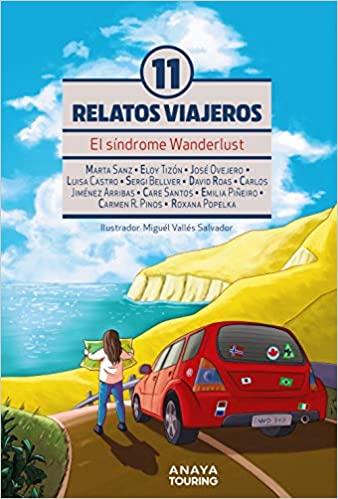 el síndrome Wanderlust libro